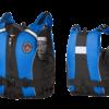 Kamizelka asekuracyjna MQ Plus niebieska